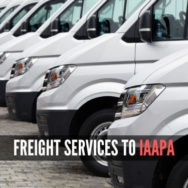Freight Services to IAAPA