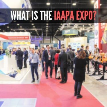 What is the IAAPA Expo