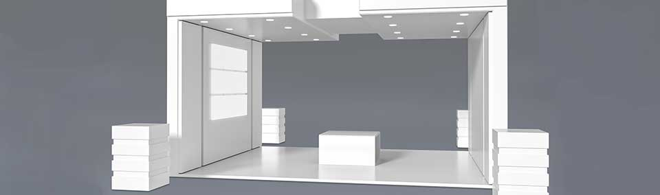 Custom Exhibit Shipping with R+L Global