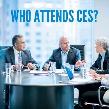 Who Attends CES
