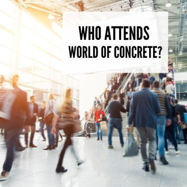 Who Attends World of Concrete