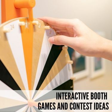Ineractive Booth Games and Contest