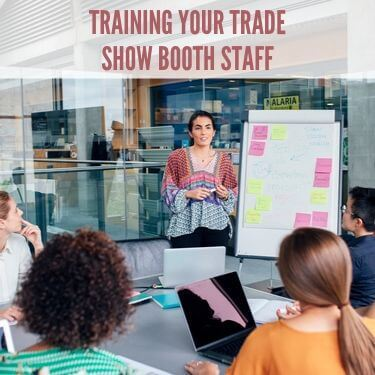 Training Your Trade Show Booth Staff