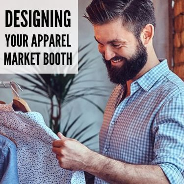 Designing Your Apparel Market Booth