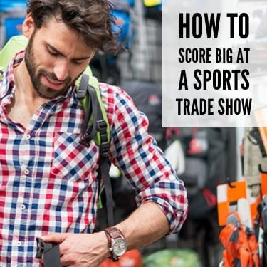 How To Score Big At A Sports Trade Show