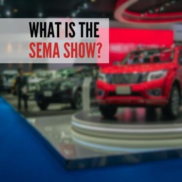 What is the SEMA Show