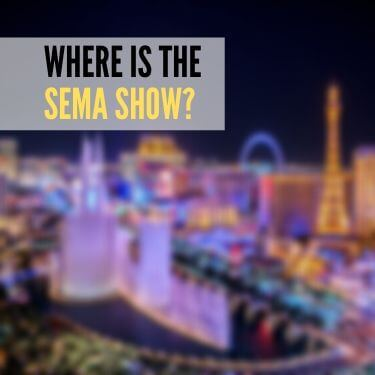 Where is the SEMA Show