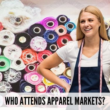 Who Attends Apparel Markets
