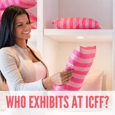 Who Exhibits At ICFF