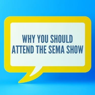 Why You Should Attend the SEMA Show