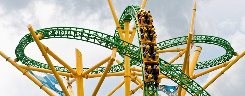 amusement parks logistics