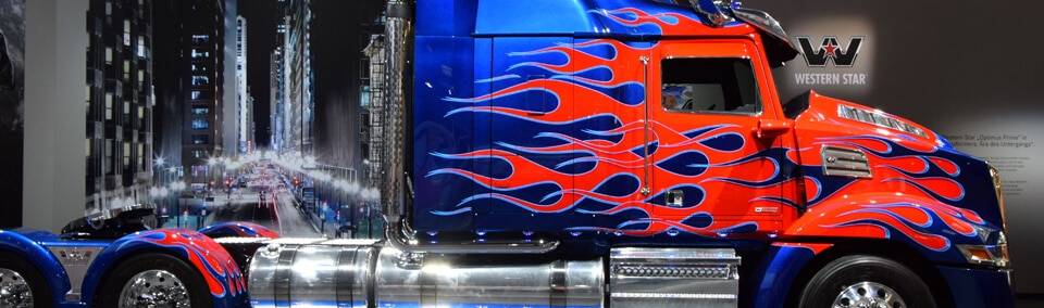dallas trade show for trucks