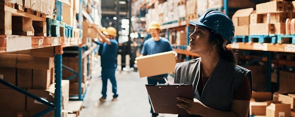 entertainment trade shows logistics