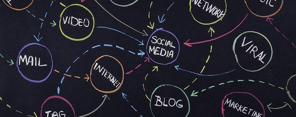 social media for entertainment trade shows