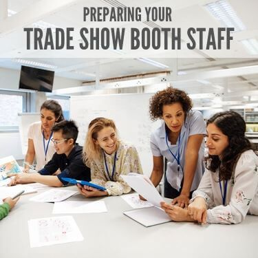 Preparing Your Trade Show Booth Staff