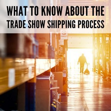 What To Know About The Trade Show Shipping Process