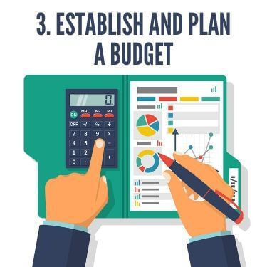 Establish and Plan a Budget
