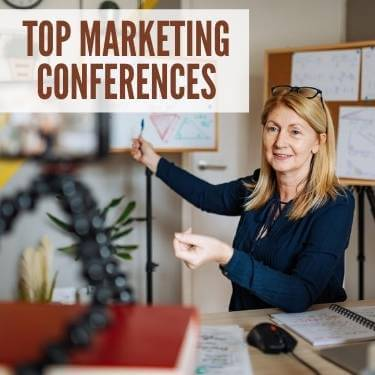 Top-Marketing-Conferences